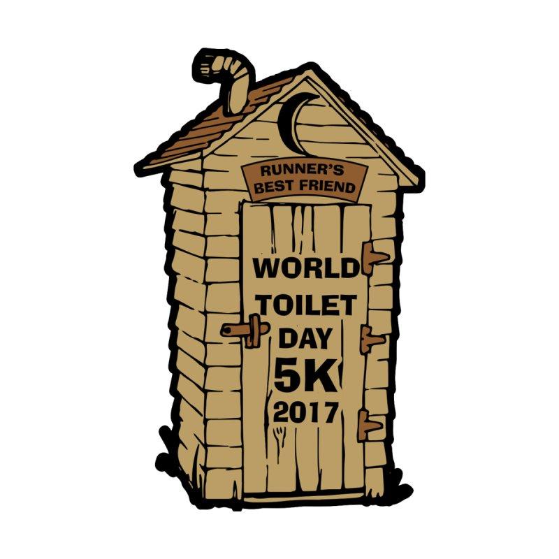 World Toilet Day 5K: Runner's Best Friend by moonjoggers's Artist Shop