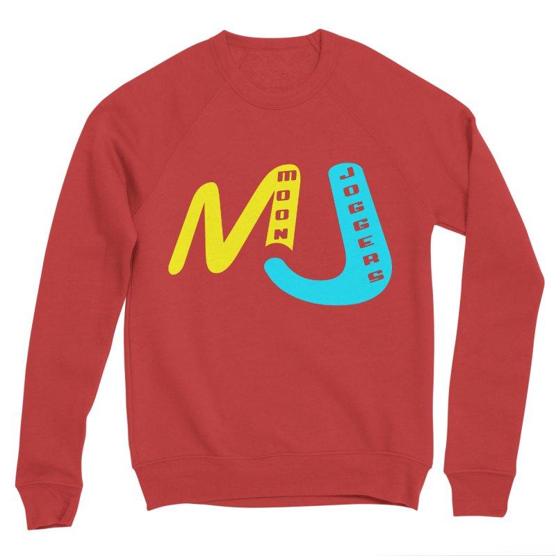 Moon Joggers Men's Sponge Fleece Sweatshirt by moonjoggers's Artist Shop