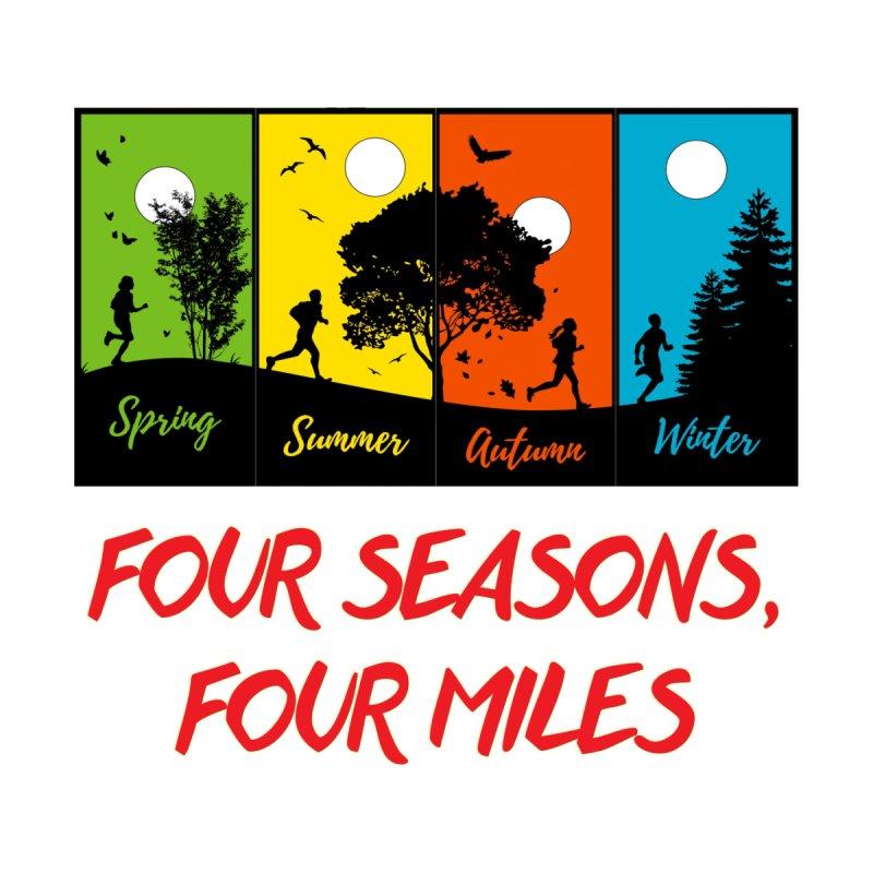 Four Seasons, Four Miles by moonjoggers's Artist Shop