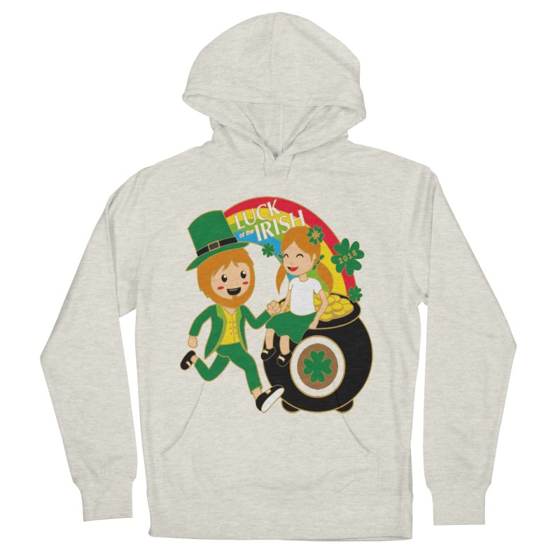 Luck of the Irish Women's Pullover Hoody by moonjoggers's Artist Shop