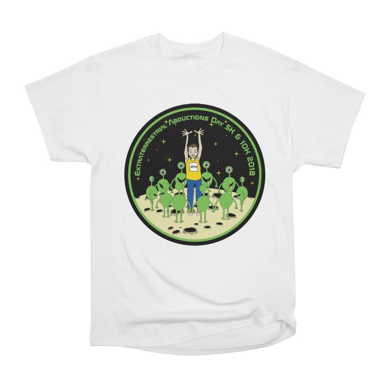 ExtraTerrestrials Abduction Day 5K & 10K Men's Classic T-Shirt by moonjoggers's Artist Shop