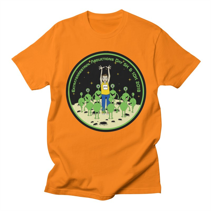 ExtraTerrestrials Abduction Day 5K & 10K Women's Unisex T-Shirt by moonjoggers's Artist Shop