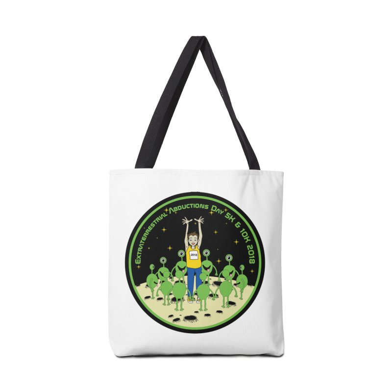 ExtraTerrestrials Abduction Day 5K & 10K Accessories Bag by moonjoggers's Artist Shop