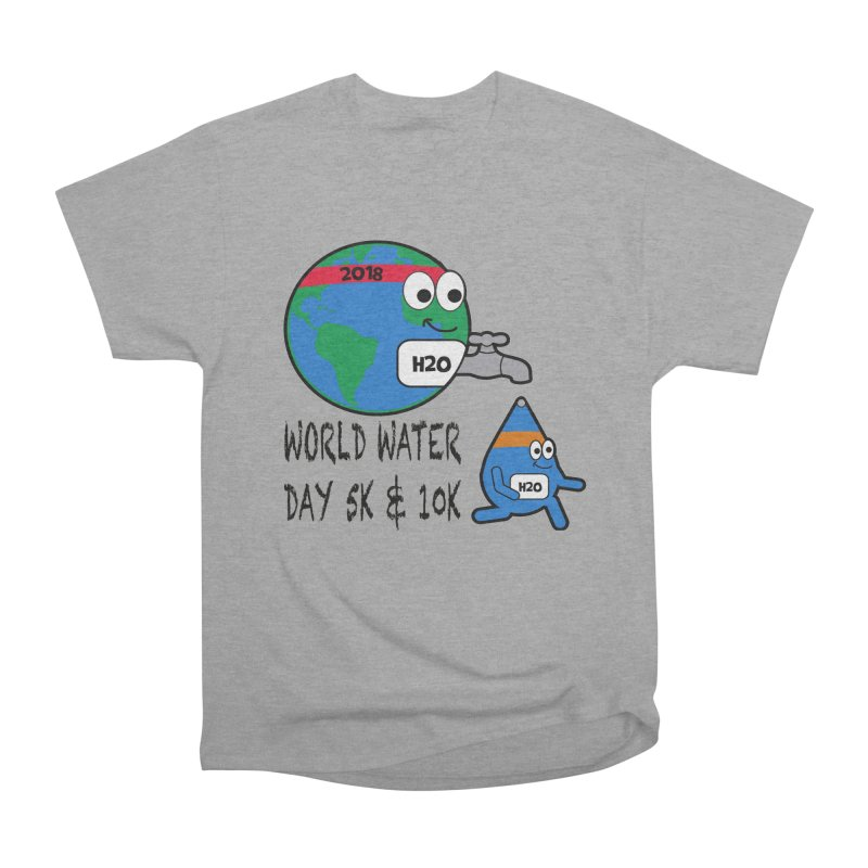 World Water Day 5K & 10K Women's Classic Unisex T-Shirt by moonjoggers's Artist Shop