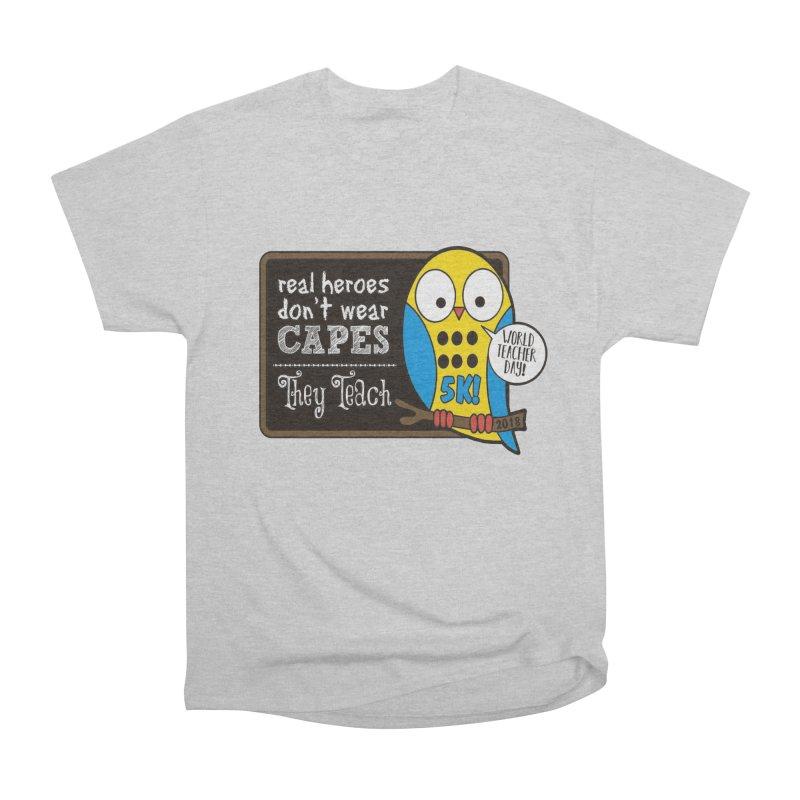 World Teacher Day 5K Men's Classic T-Shirt by moonjoggers's Artist Shop
