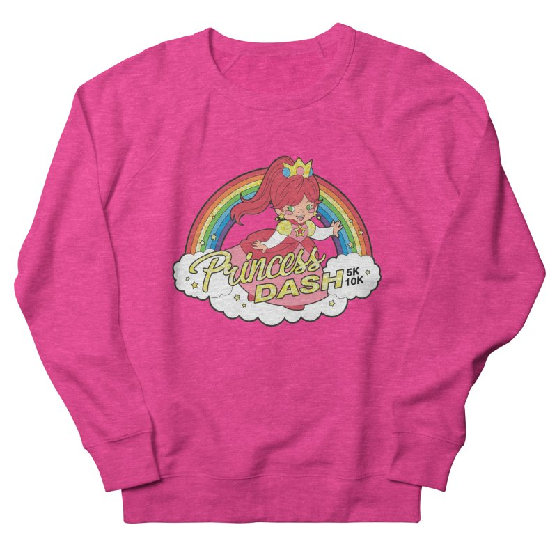 Princess Dash 5K & 10K Men's Sweatshirt by moonjoggers's Artist Shop