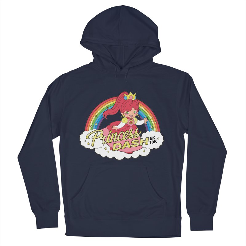 Princess Dash 5K & 10K Women's Pullover Hoody by moonjoggers's Artist Shop