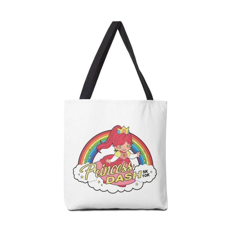 Princess Dash 5K & 10K Accessories Bag by moonjoggers's Artist Shop