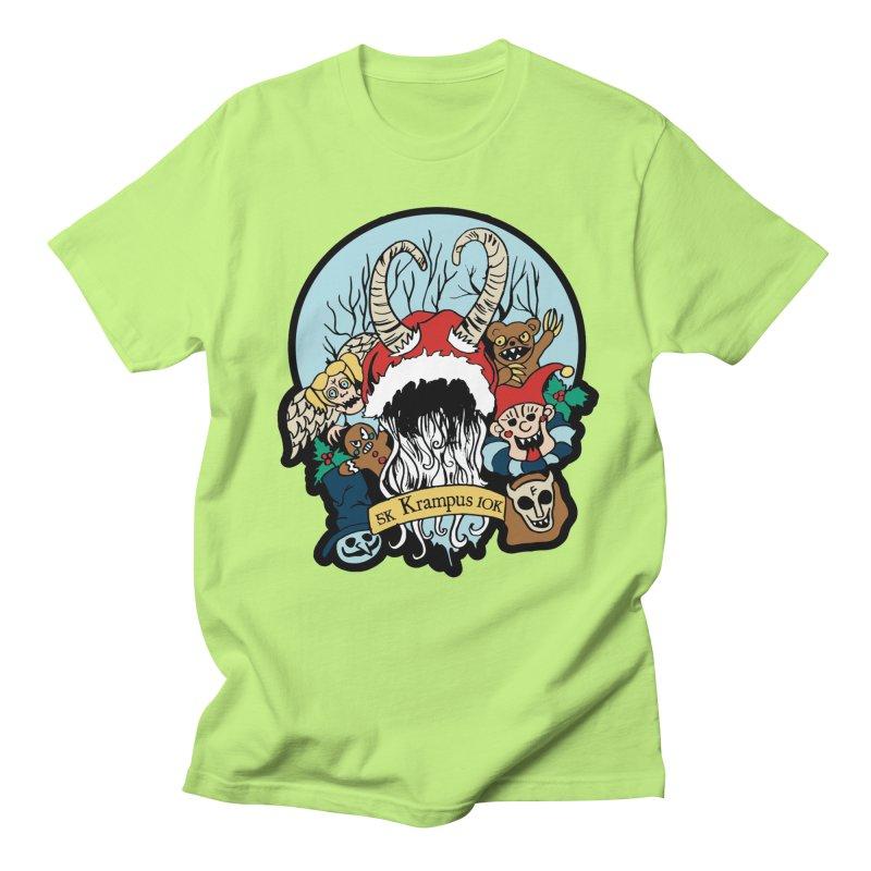 Krampus 5K & 10K Women's Unisex T-Shirt by moonjoggers's Artist Shop