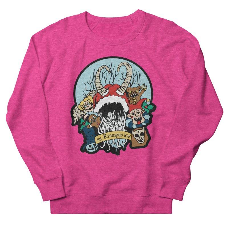 Krampus 5K & 10K Women's Sweatshirt by moonjoggers's Artist Shop