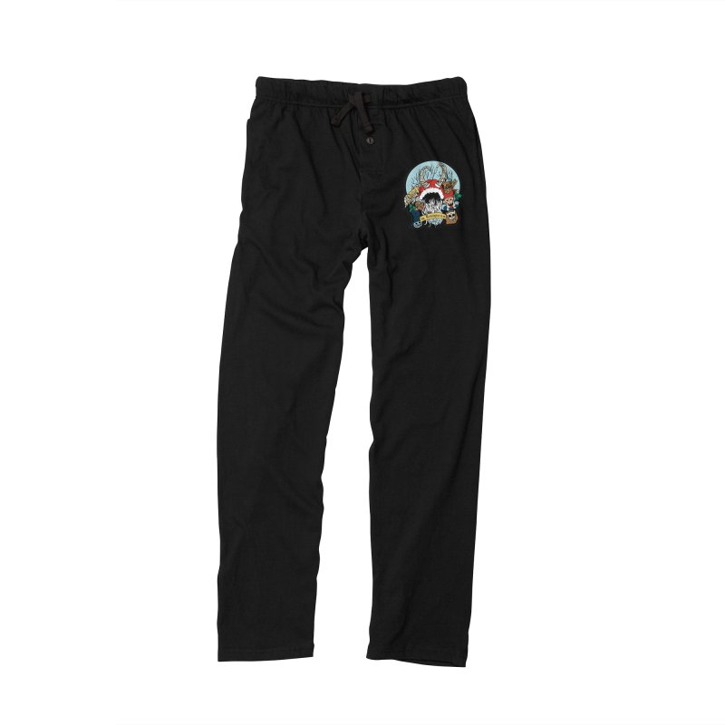 Krampus 5K & 10K Men's Lounge Pants by moonjoggers's Artist Shop