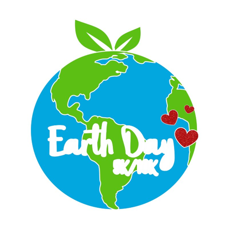 Earth Day 5K & 10K None  by moonjoggers's Artist Shop