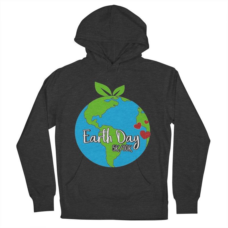 Earth Day 5K & 10K Men's Pullover Hoody by moonjoggers's Artist Shop