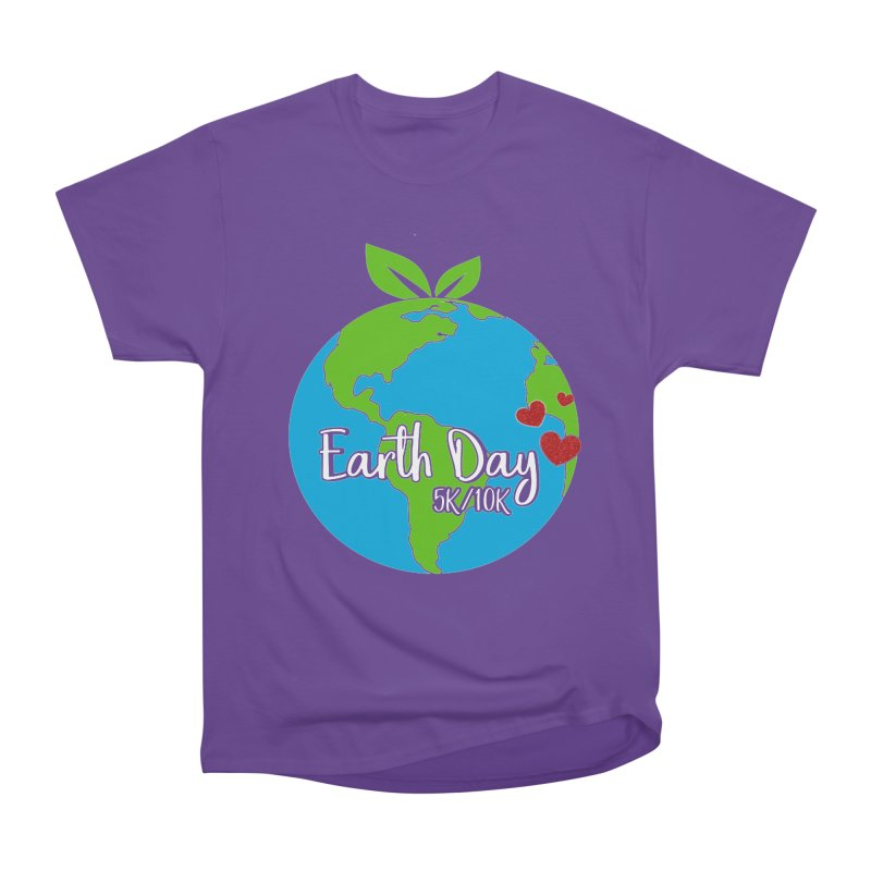 Earth Day 5K & 10K Women's Classic Unisex T-Shirt by moonjoggers's Artist Shop