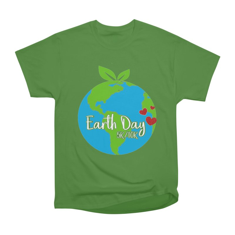 Earth Day 5K & 10K Men's Classic T-Shirt by moonjoggers's Artist Shop