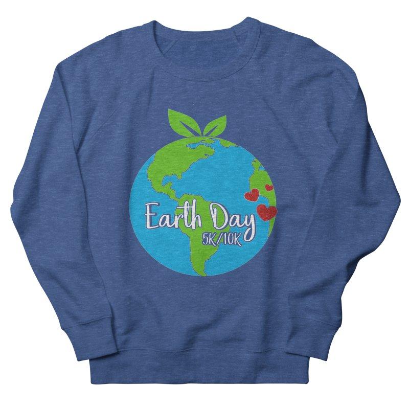 Earth Day 5K & 10K Women's Sweatshirt by moonjoggers's Artist Shop