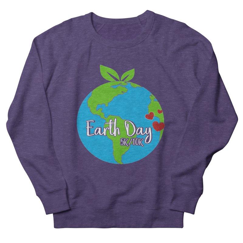 Earth Day 5K & 10K Men's Sweatshirt by moonjoggers's Artist Shop
