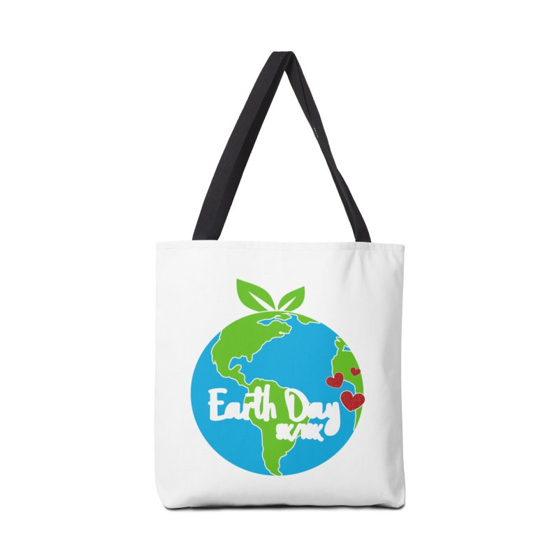 Earth Day 5K & 10K Accessories Bag by moonjoggers's Artist Shop