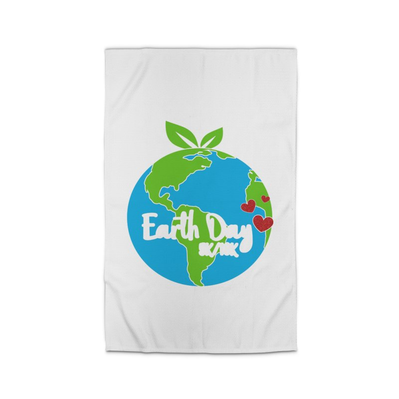 Earth Day 5K & 10K Home Rug by moonjoggers's Artist Shop
