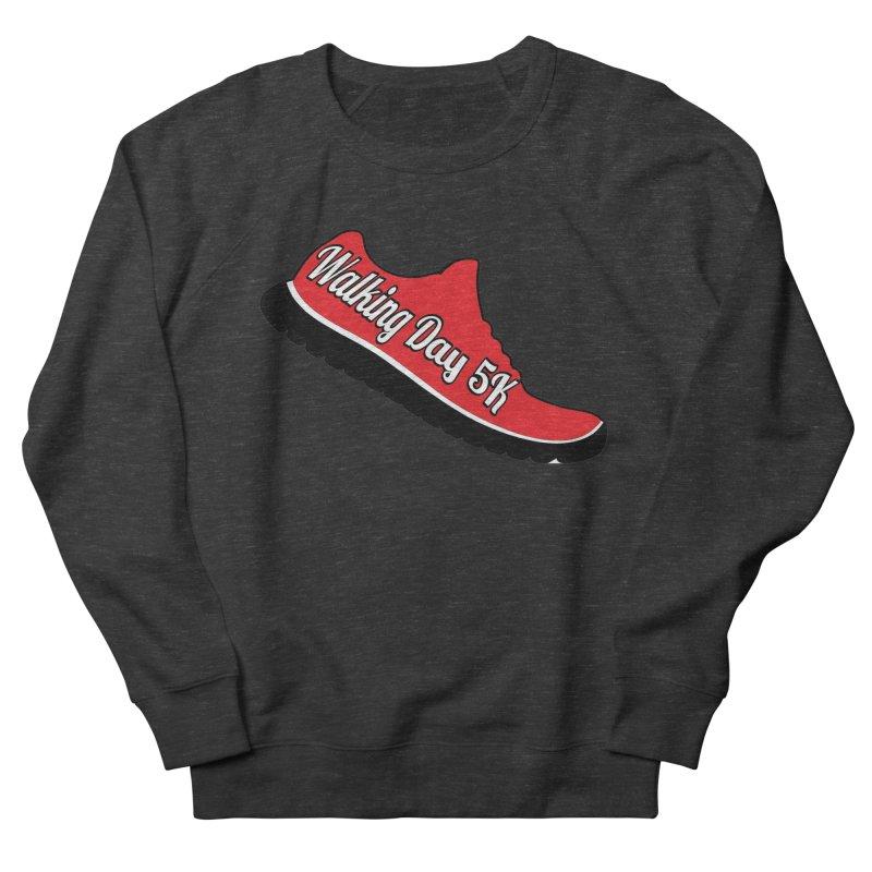 Walking Day 5K Women's Sweatshirt by moonjoggers's Artist Shop