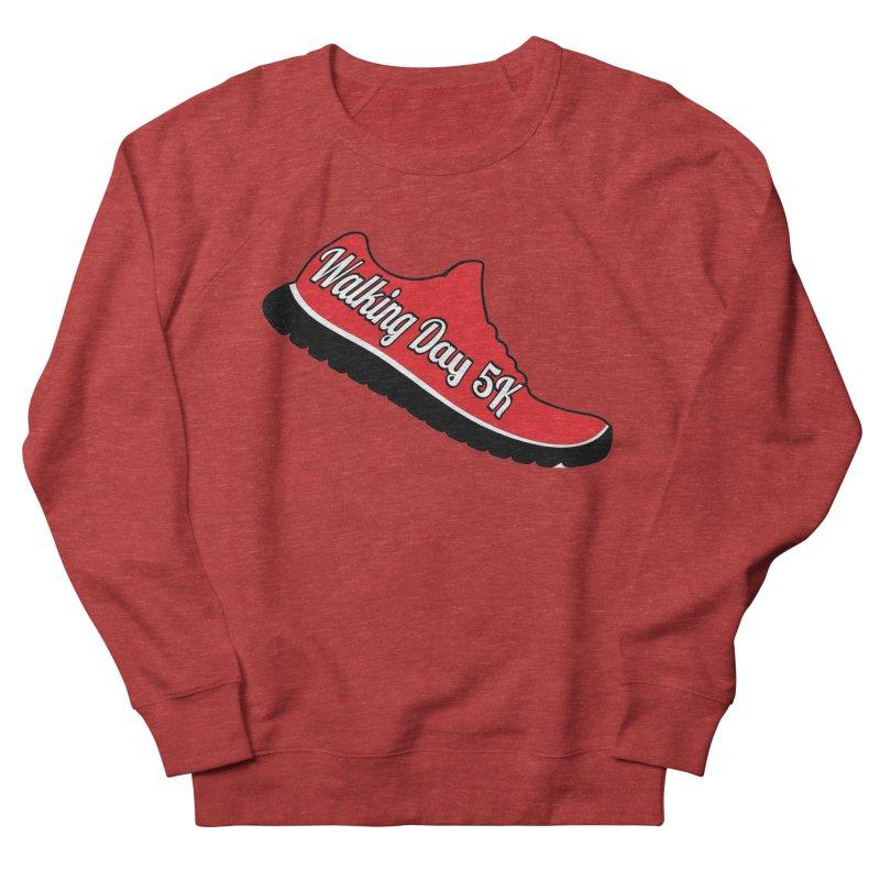 Walking Day 5K Men's Sweatshirt by moonjoggers's Artist Shop