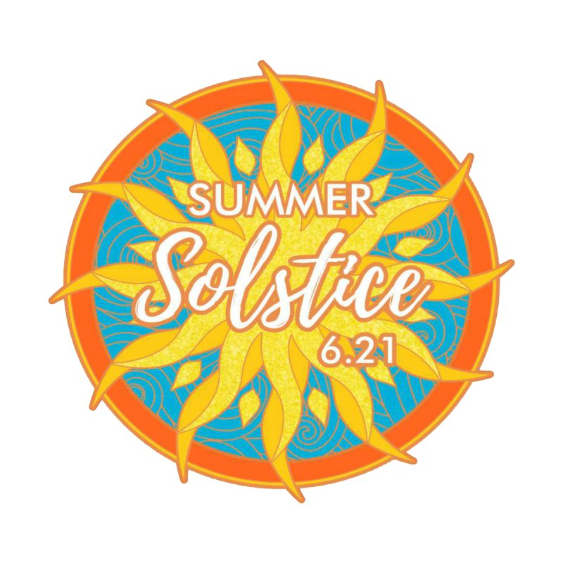 Summer Solstice 6.21 by moonjoggers's Artist Shop