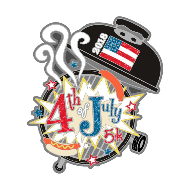 4th of July 5K None  by moonjoggers's Artist Shop