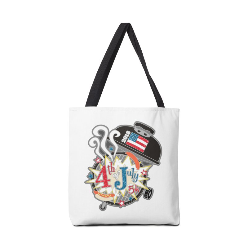 4th of July 5K Accessories Bag by moonjoggers's Artist Shop
