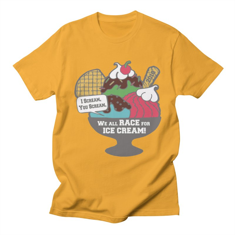 Ice Cream Day 5K Women's Unisex T-Shirt by moonjoggers's Artist Shop