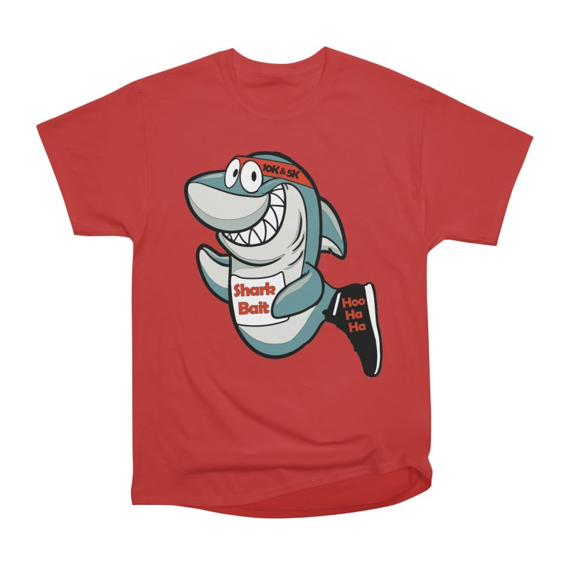 Shark Bait Hoo Ha Ha 5K & 10K Women's Classic Unisex T-Shirt by moonjoggers's Artist Shop