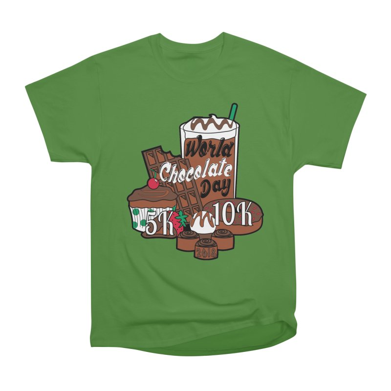 World Chocolate Day 5K & 10K! Women's Classic Unisex T-Shirt by moonjoggers's Artist Shop