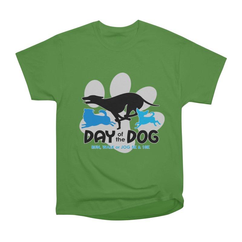 Day of the Dog - Run, Walk or Jog 5K & 10K Men's Classic T-Shirt by moonjoggers's Artist Shop