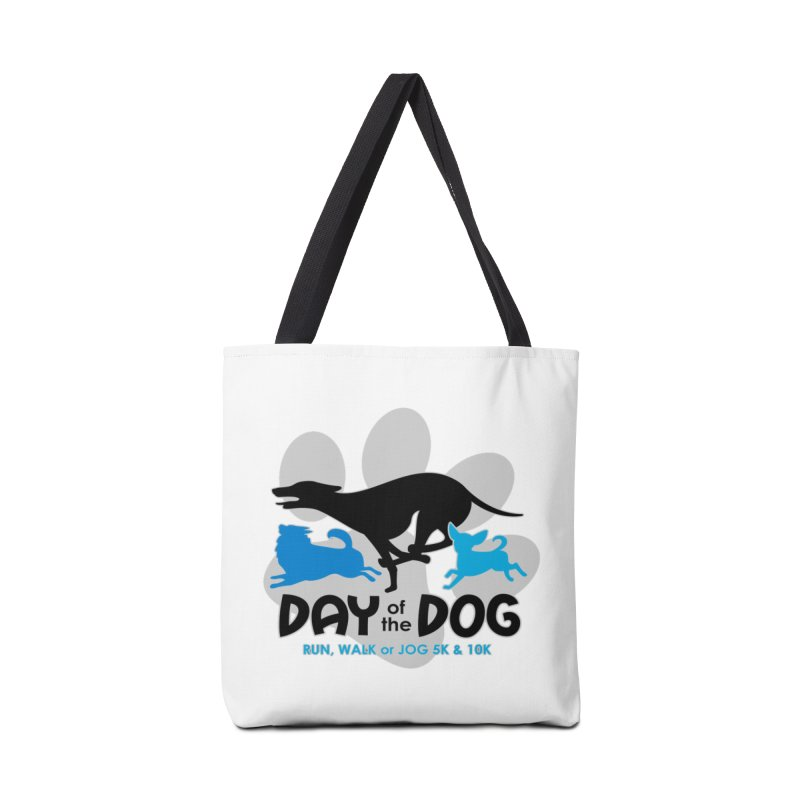 Day of the Dog - Run, Walk or Jog 5K & 10K Accessories Bag by moonjoggers's Artist Shop