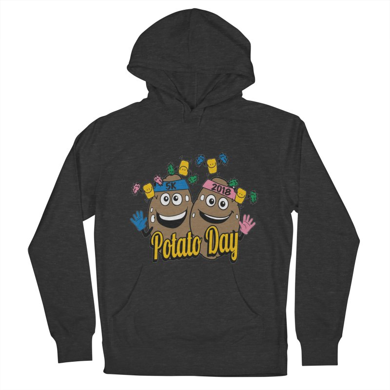 Potato Day 5K & 10K Women's Pullover Hoody by moonjoggers's Artist Shop