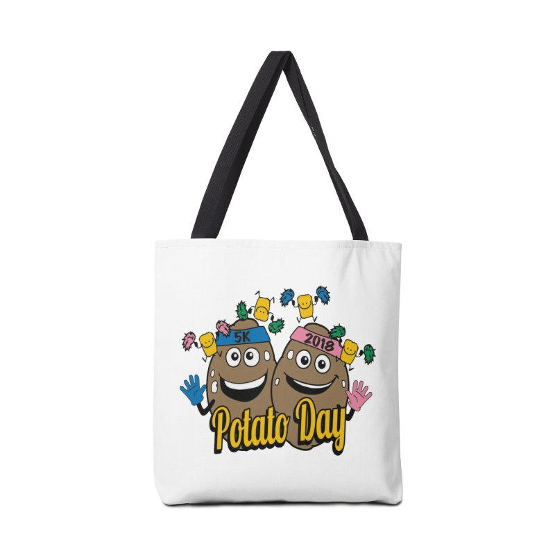 Potato Day 5K & 10K Accessories Bag by moonjoggers's Artist Shop