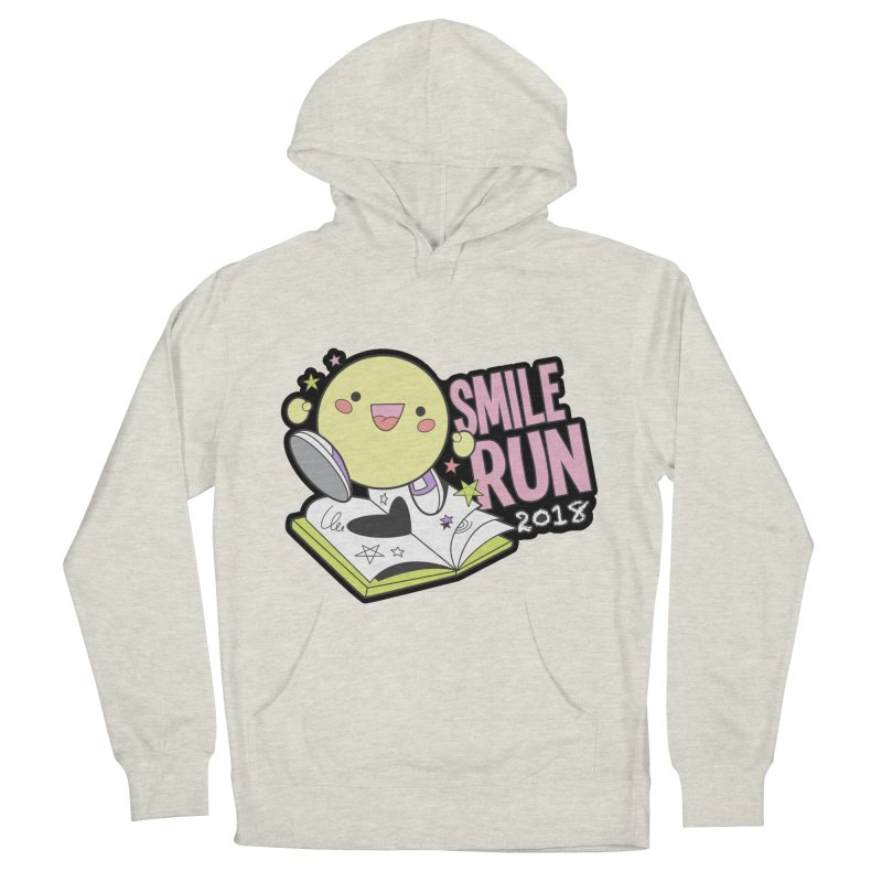 Smile Run 2018 Women's Pullover Hoody by moonjoggers's Artist Shop