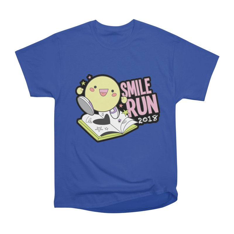 Smile Run 2018 Women's Classic Unisex T-Shirt by moonjoggers's Artist Shop