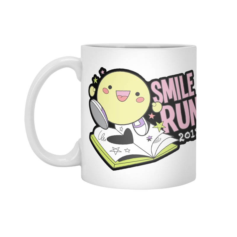 Smile Run 2018 Accessories Mug by moonjoggers's Artist Shop
