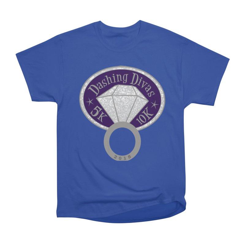 Dashing Divas 5K & 10K Men's Classic T-Shirt by moonjoggers's Artist Shop