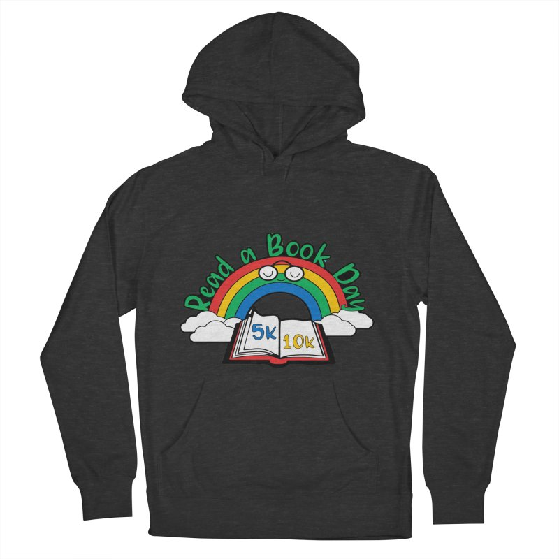 Read a Book Day 5K & 10K Men's Pullover Hoody by moonjoggers's Artist Shop