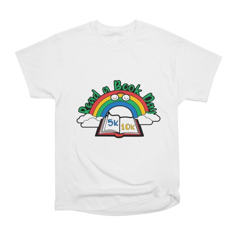Read a Book Day 5K & 10K Men's Classic T-Shirt by moonjoggers's Artist Shop