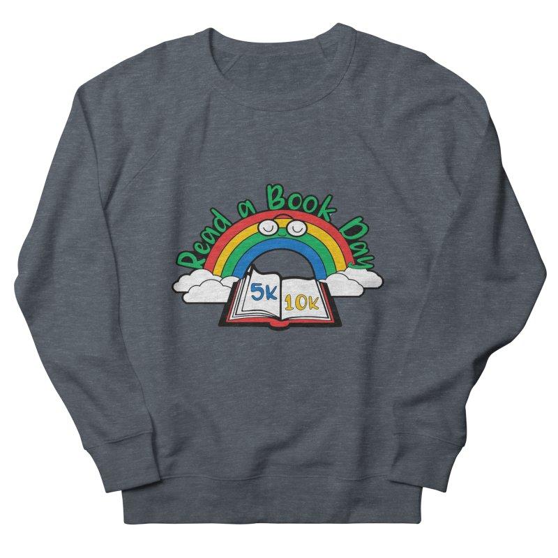 Read a Book Day 5K & 10K Men's Sweatshirt by moonjoggers's Artist Shop