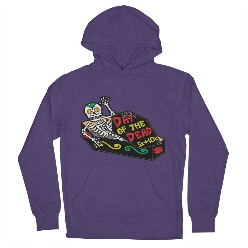 Day of the Dead 5K & 10K Women's Pullover Hoody by moonjoggers's Artist Shop