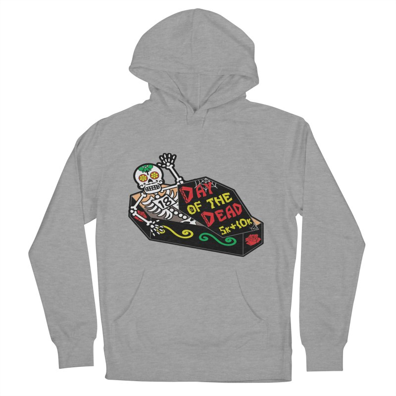 Day of the Dead 5K & 10K Men's Pullover Hoody by moonjoggers's Artist Shop
