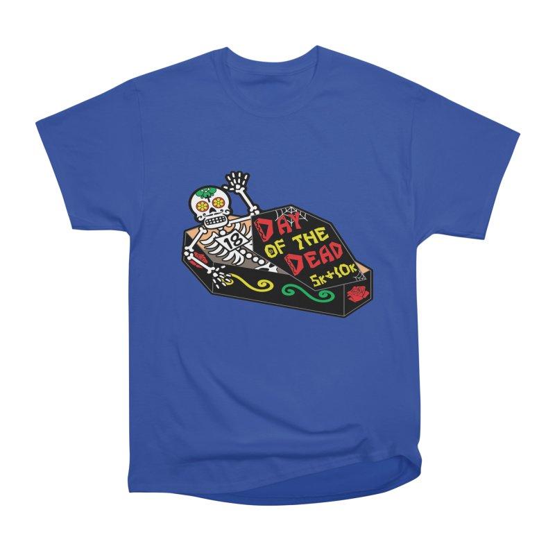 Day of the Dead 5K & 10K Men's Heavyweight T-Shirt by moonjoggers's Artist Shop