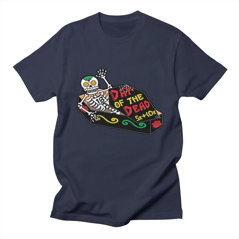 Day of the Dead 5K & 10K Women's Unisex T-Shirt by moonjoggers's Artist Shop