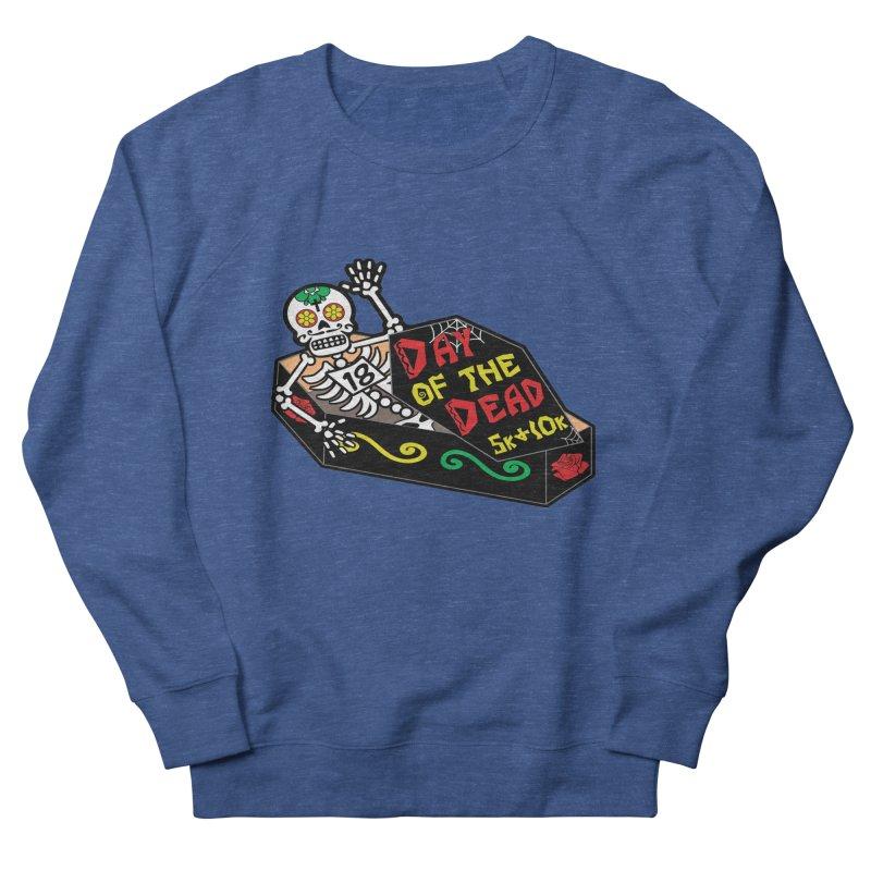 Day of the Dead 5K & 10K Men's Sweatshirt by moonjoggers's Artist Shop