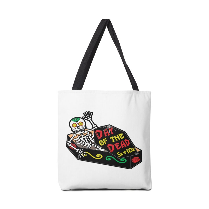 Day of the Dead 5K & 10K Accessories Bag by moonjoggers's Artist Shop