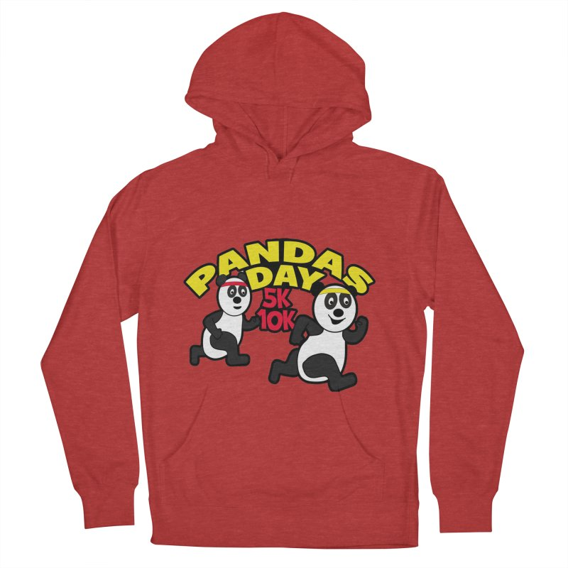 Pandas Day 5K & 10K Men's Pullover Hoody by moonjoggers's Artist Shop