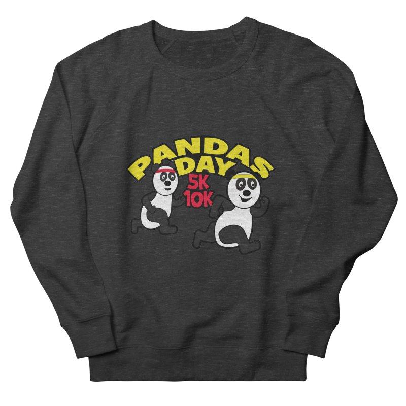 Pandas Day 5K & 10K Women's Sweatshirt by moonjoggers's Artist Shop